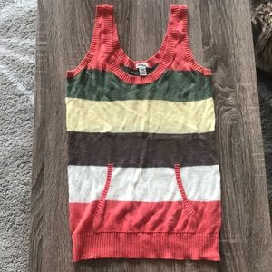 Striped summer top heritage